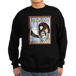 Pigeon Pageant1 Sweatshirt (dark)