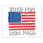 Vote for Ron Paul Small Poster