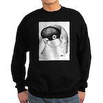 Helmet Shortface Pigeon Sweatshirt (dark)