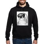 Helmet Shortface Pigeon Hoodie (dark)