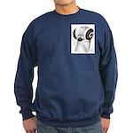 Budapest Shortface Pigeon Sweatshirt (dark)