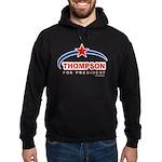 Thompson for President Hoodie (dark)