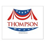 Fred Thompson Small Poster
