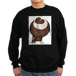 Pouter Pigeon Sweatshirt (dark)