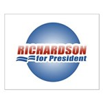 Richardson for President Small Poster
