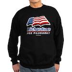 Richardson for President Sweatshirt (dark)