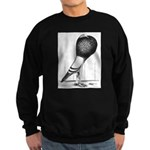 Swing Pouter Pigeon Sweatshirt (dark)