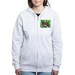 Ringneck Doves Women's Zip Hoodie