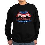 Newt Gingrich Sweatshirt (dark)