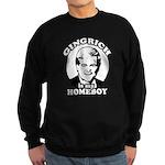 Gingrich is my homeboy Sweatshirt (dark)