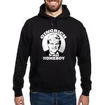 Gingrich is my homeboy Hoodie (dark)