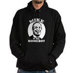 Mike Bloomberg is my homeboy Hoodie (dark)