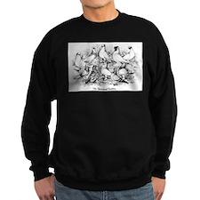 Shortface Tumbler Pigeons Sweatshirt