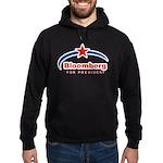 Bloomberg for President Hoodie (dark)