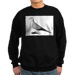 Ringneck Dove Standard Sweatshirt (dark)