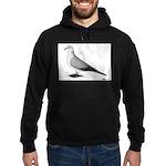Ringneck Dove Standard Hoodie (dark)