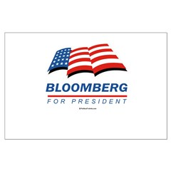 Bloomberg for President Posters