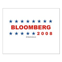Bloomberg 2008 Posters