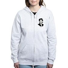 Condi Rice Face Zip Hoodie