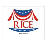 Rice Small Poster