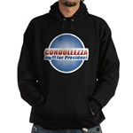 Condoleezza for President Hoodie (dark)