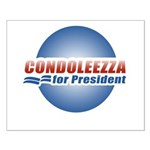 Condoleezza for President Small Poster