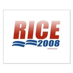 Rice 2008 Small Poster