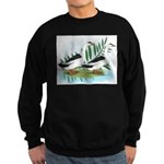 Magpie Drake and Duck Sweatshirt (dark)