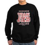 Team Jeb Sweatshirt (dark)