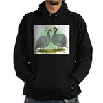 French Guineafowl Hoodie (dark)