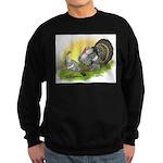Narragansette Turkey Pair Sweatshirt (dark)