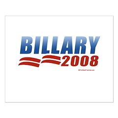 Billary 2008 Posters