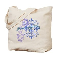 """Your Majesty"" Tote Bag"