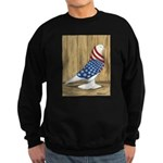 Patriotic West Sweatshirt (dark)