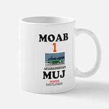 MOAB Bomb Afghanistan April 2017 Mugs