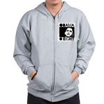 Obama 2008: Obama O eight Zip Hoodie