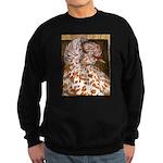 Teager Cap Pigeon Sweatshirt (dark)