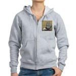 Teager Flight Women's Zip Hoodie