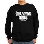 Vintage Obama 2008 Sweatshirt (dark)