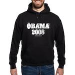 Vintage Obama 2008 Hoodie (dark)