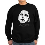 Barack Obama Sweatshirt (dark)