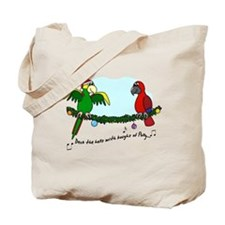 Boughs of Polly Tote Bag