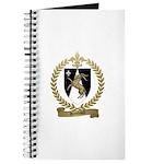 RIMBAULT Family Crest Journal