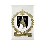 RIMBAULT Family Crest Rectangle Magnet (100 pack)