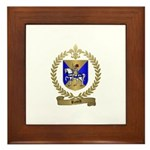 RICORD family Crest Framed Tile
