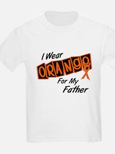 I Wear Orange For My Father 8 T-Shirt