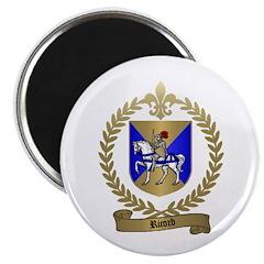 RICORD family Crest Magnet