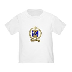 RICORD family Crest T