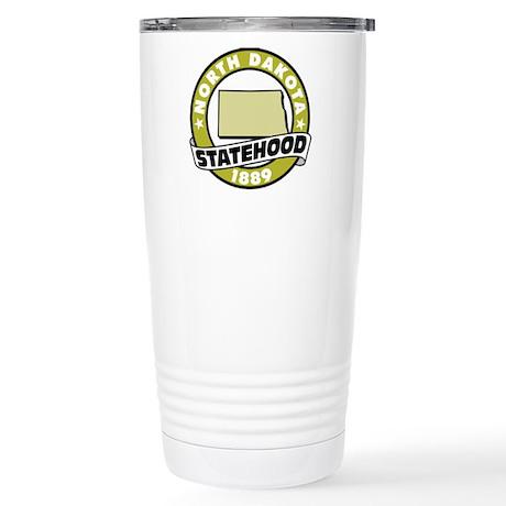 State Pride! Stainless Steel Travel Mug