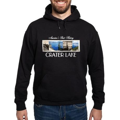 Crater Lake Americasbesthistory.com Hoodie (dark)